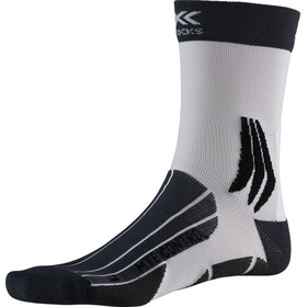 X-Socks MTB Control Calcetines, charcoal/arctic white